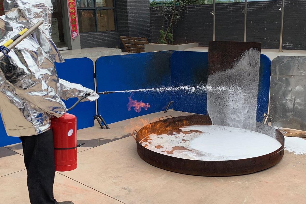 6%抗溶性水成膜泡沫fun88下载